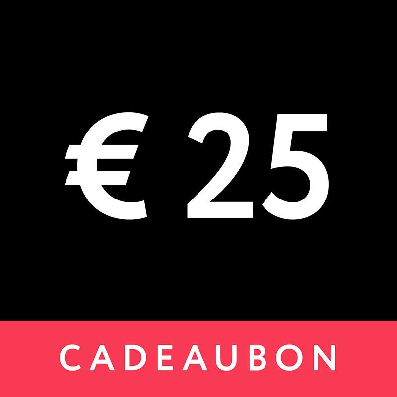 Mania Cadeaubon € 25
